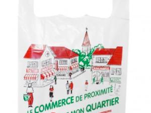 リサイクル用フランス・レジ袋