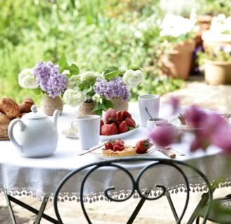 フランスみたいな朝食をしよう。